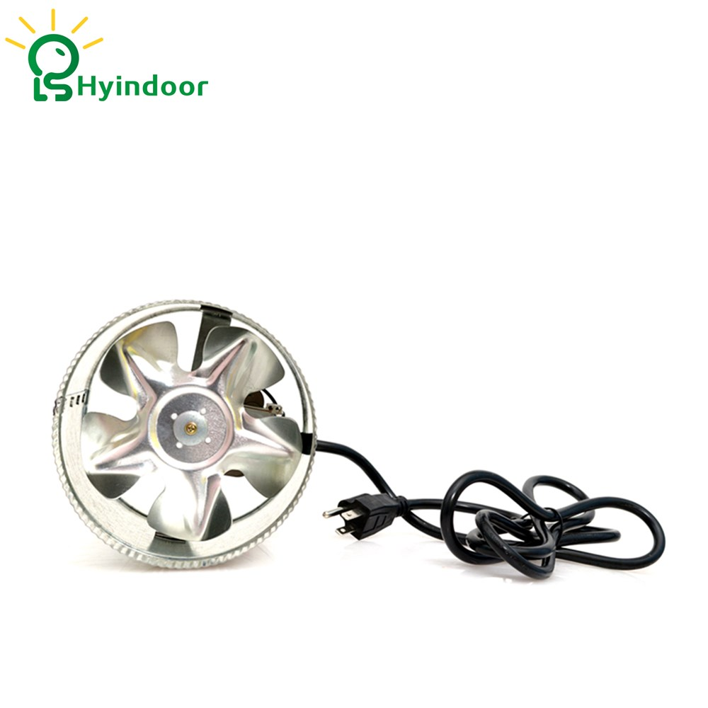 Blower Duct Booster Exhaust High Speed Fan With High Quality good quality 6 inline 240cfm duct booster exhaust ventilation blower fan 15mm for grow tent room
