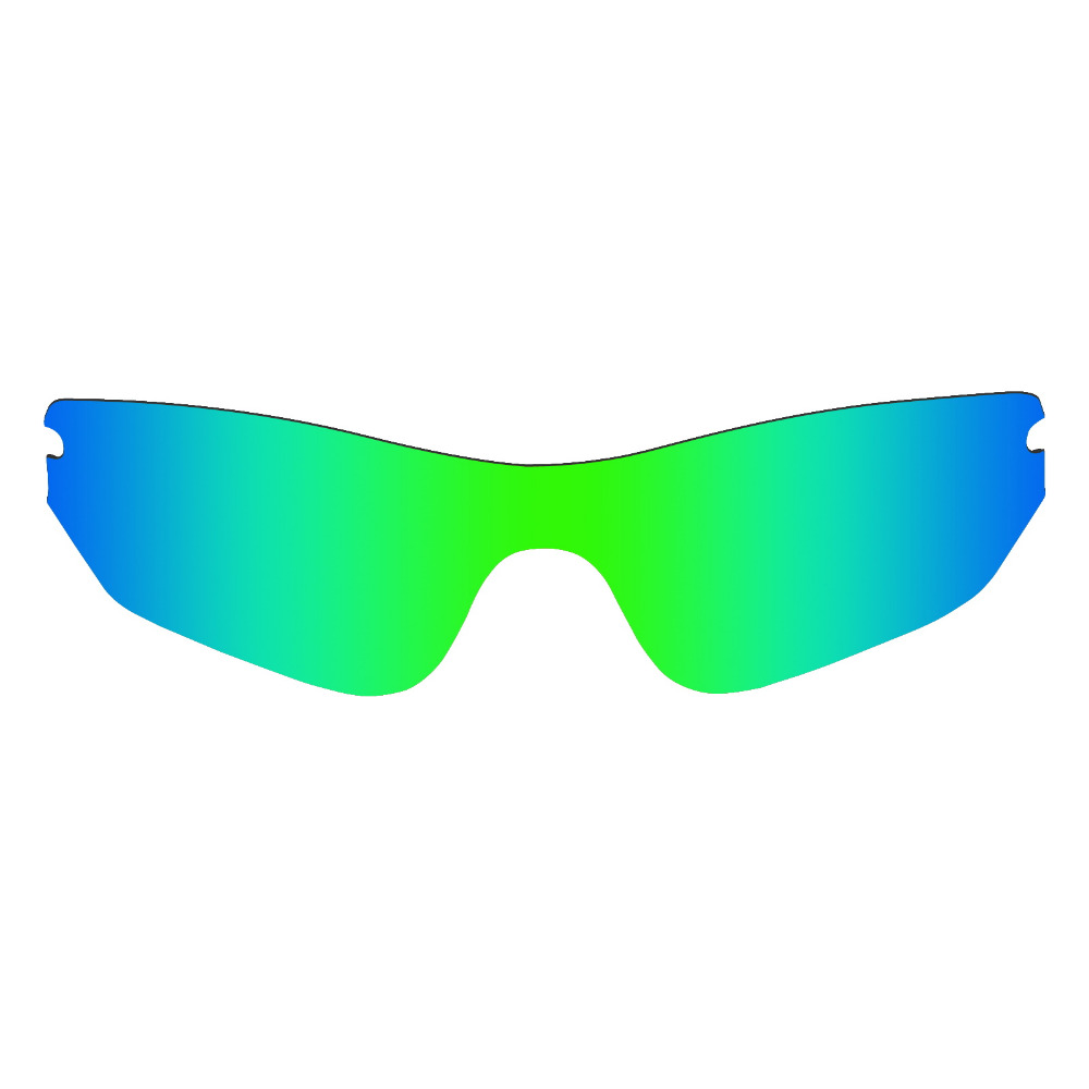 37c7e86107a Mryok POLARIZED Replacement Lenses for Oakley Radar Edge Sunglasses Emerald  Green-in Accessories from Apparel Accessories on Aliexpress.com
