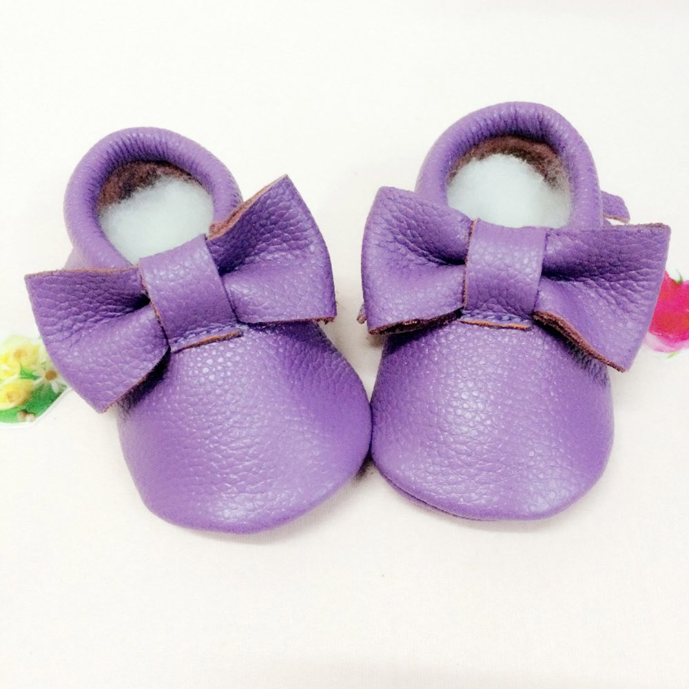 Baby-Moccasins-Leather-With-Bow-Newborn-Baby-Firstwalker-Anti-Slip-Genuine-Cow-Leather-Infant-Shoes-Bow-PU-Leather-T0072 (3)