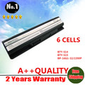 6 células bateria para MSI FR700 FX700 CR650 CX650 FX420 FX603 Series BTY-S14 BTY-S15