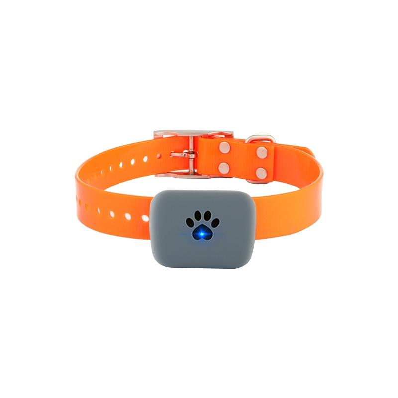 Pet GPS Tracker plastique résistant à l'usure étanche chien chat collier localisateur GSM 2g 3g 4g Mini Rastreador