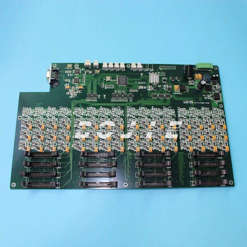16 heads Konica 512 print head board for Allwin C16 solvent printer generic roland xc 540 xj 540 640 740 head board for 6 heads