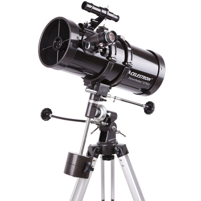 Image result for Celestron PowerSeeker 127EQ