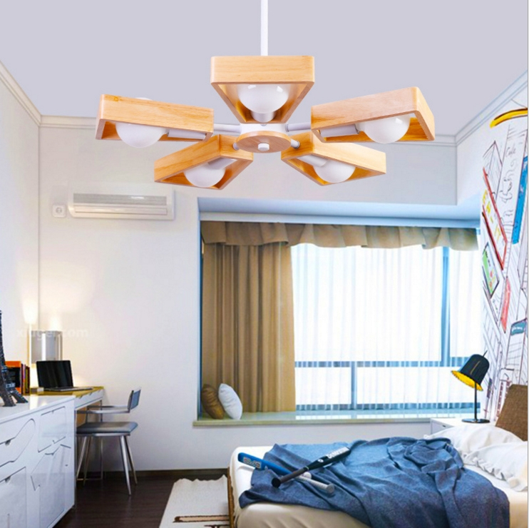 Wood Pendant Light Art Deco Nordic Modern Wood Pendant Lamp Hanging Lights For Home Hotel Living and Dining Room BedroomWood Pendant Light Art Deco Nordic Modern Wood Pendant Lamp Hanging Lights For Home Hotel Living and Dining Room Bedroom