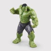 Movie Figure 22 CM Super Zero The Avengers Age Of Ultron Hulk PVC Action Figure Collection