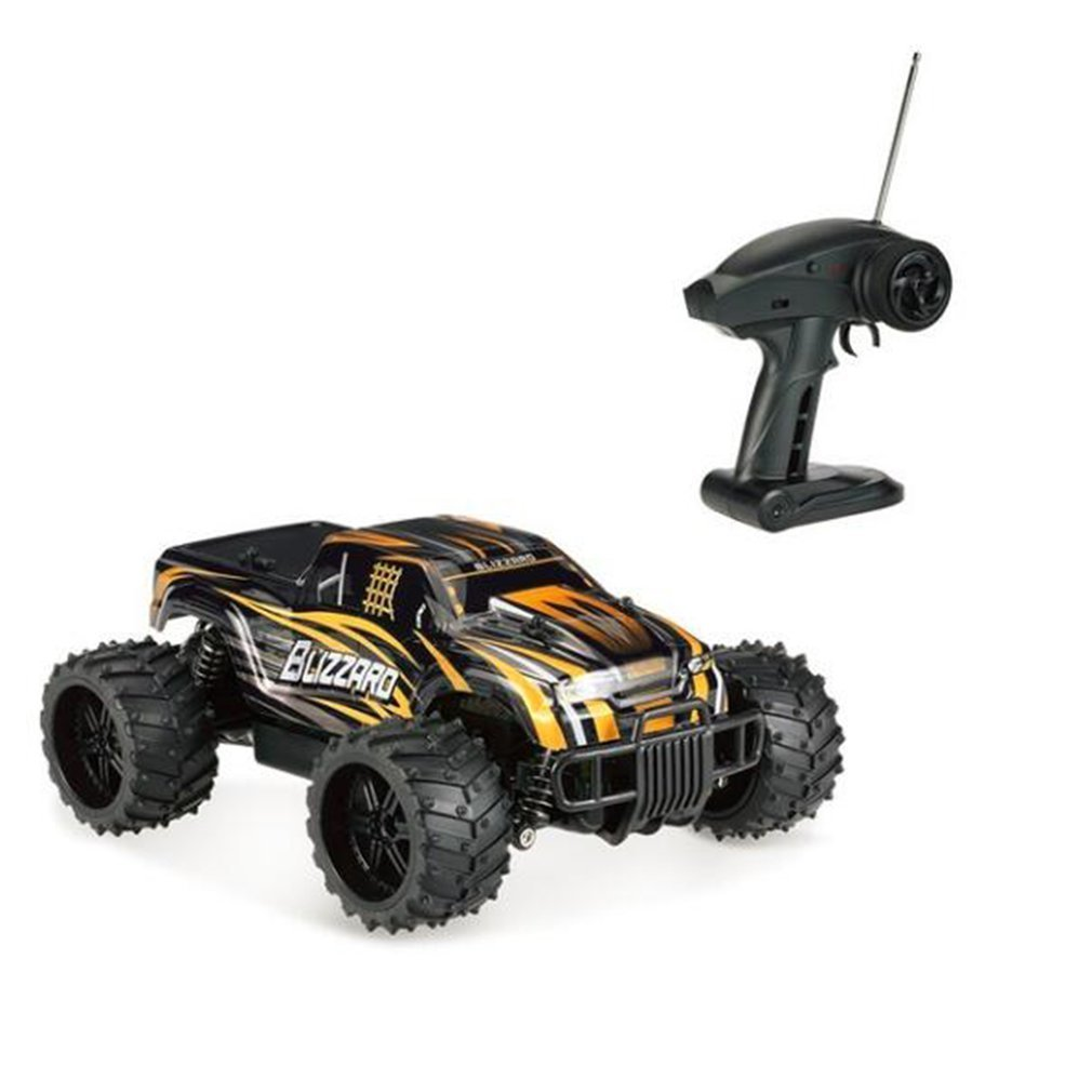 Simulation S727 27MHz 1/16 RC Car Remote Control High-Speed Telecar Offroad 2WD Remote Control Car Toys For Children Best Gift цены онлайн