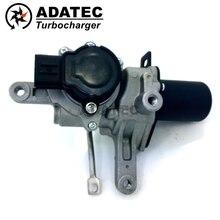 Ct16v Turbo cargador electrónico Wastegate actuador 17201-30100 1720130100 17201 30100 para Toyota Landcruiser D-4D 2006 – 1KD-FTV cilindros