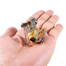 Outdoor Ultralight 3000W Camping Stove Portable Folding Mini Gas Pocket Backpacking Traveling