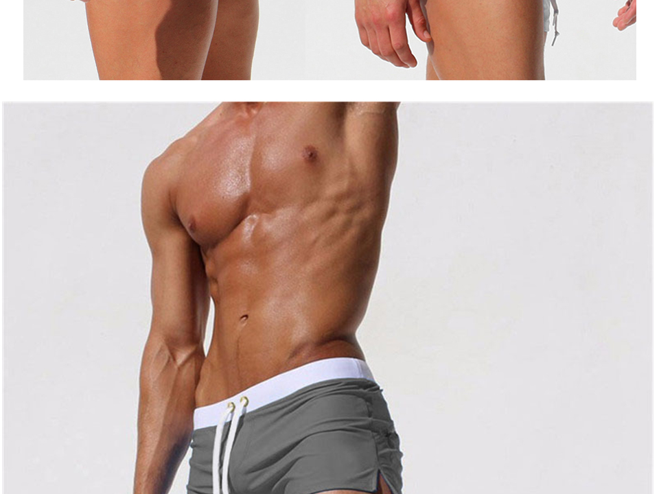 Creative Maillot De Bain Homme Mens Board Shorts High Quality Men Beach Short Quick Dry Mesh Lining Men Short Plus Size Swimwear 6xl Fixing Prices According To Quality Of Products Men's Clothing