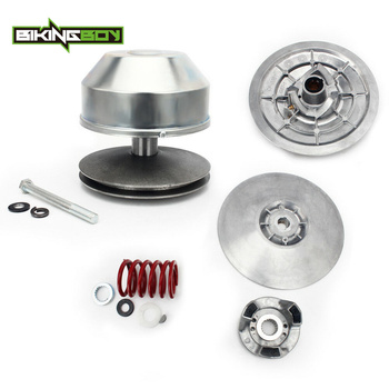 BIKINGBOY Golf Carts Drive Clutch + Secondary Driven Clutch For Yamaha Golf Carts 4 Cycle 1985- 99 00 01 02 03 04 05 06 07 08 09