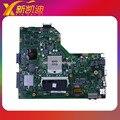 Garantia de 90 dias frete grátis para asus motherboard k54ly rev 2.0 ou 2.1 hm65 laptop mainboard k54hr x54h x54hr trabalho perfeito