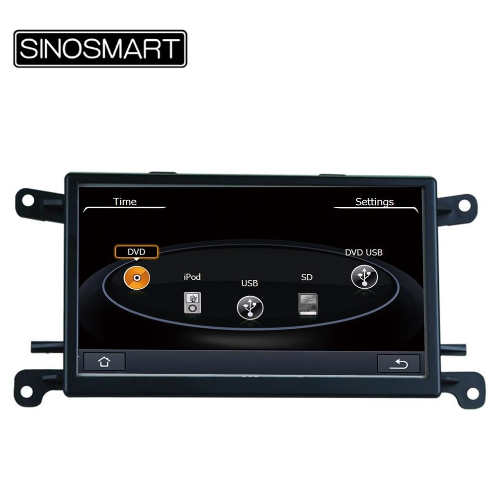 new come the best stable car dvd gps navigation for audi. Black Bedroom Furniture Sets. Home Design Ideas