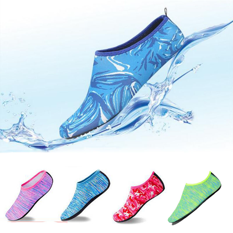 Diving Socks Coral Shoes Snorkeling Socks Quick-Dry Non-slip Swim Fins Socks Surf Yoga Beach Socks Swimming Shoes Water Shoes
