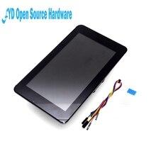 Raspberry Pi pantalla táctil 7 pulgadas LCD módulo visualización de pantalla táctil