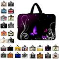 """Neoprene Laptop Bag For Apple iPad Mini Case 7.9"""" Pouch Cover Bags For 9.7 10.1 11.6 13.3 14.4 15.6 17.3 inch Notebook PC #E"""