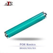 цены opc drum for Konica Minolta bizhub BH 420 500 501 360 361 421 compatible Copier spare parts BH420 BH500 BH501 BH360 BH361 BH421