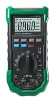 MASTECH MS8268 LCD Digital Multimeter Auto Range Full Protection AC DC Ammeter Voltmeter NCV Electrical Tester