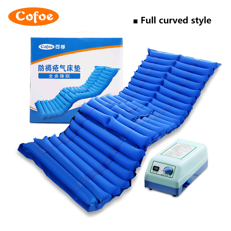 Cofoe Nursing Mattress of Anti-bedsore High quality Multi-function Postoperative Recovery for Patients Care Airbeds Medical Mats clinical pathway for postoperative organ transplants