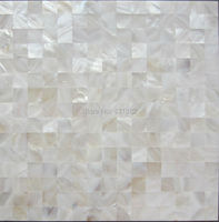 2013 Style HYRX Shell Mosaic Natural Color White