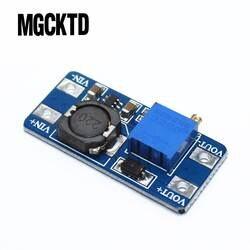 MT3608 2A Max DC-DC повышающий мощность модуль усилитель силовой модуль