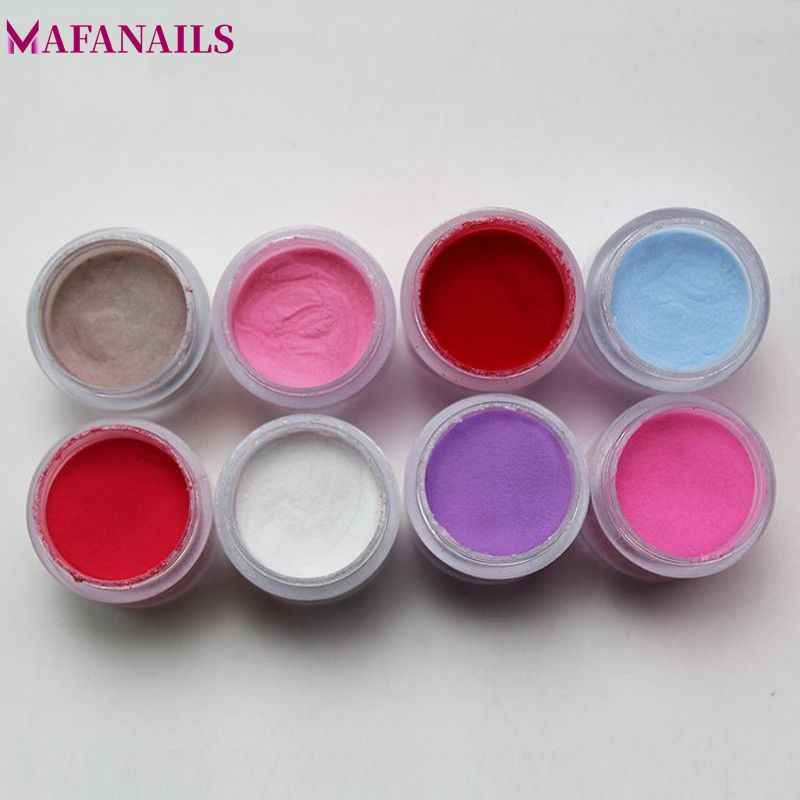 Hot! 1 Box 10ML New Nails Dipping Powder Without Lamp Cure Natural Quick  Dry & Healthy DIY Nail Art Acrylic Dip Powder 8 Colors