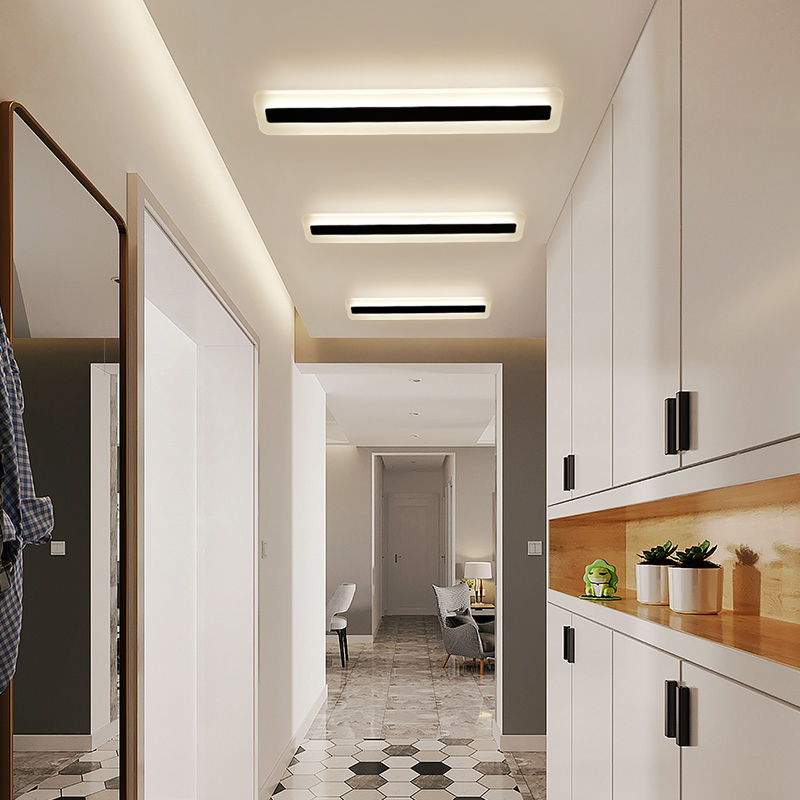 Acrylic Hallway led ceiling lights for living room Plafond home Lighting ceiling lamp homhome lighting Acrylic Hallway led ceiling lights for living room Plafond home Lighting ceiling lamp homhome lighting fixtures Modern balcony