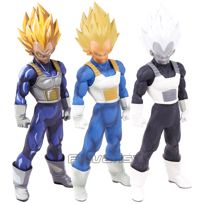 Dragon Ball Z SMSP Super Master Stars Piece The Vegeta PVC Action Figure Collectible Model Toy 3 Colors 30cm crusade vol 3 the master of machines