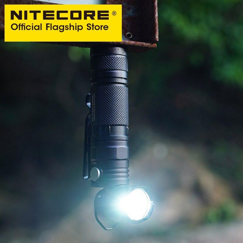 Nitecore MH23 ультра яркий ДАЛЬНОБОЙНЫЙ Прямая зарядка USB флэш светильник нажатием одной кнопки Управление сильный светильник флэш светильник - 4