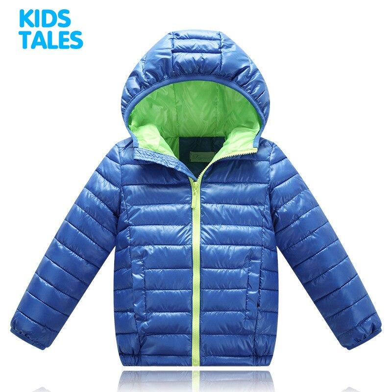 2017 Kinderen Baby Winter Jas Voor Meisjes Jongen Wit Eendendons Jassen Winterjas Kids Warm Winddicht Parka Bovenkleding Keuze Materialen
