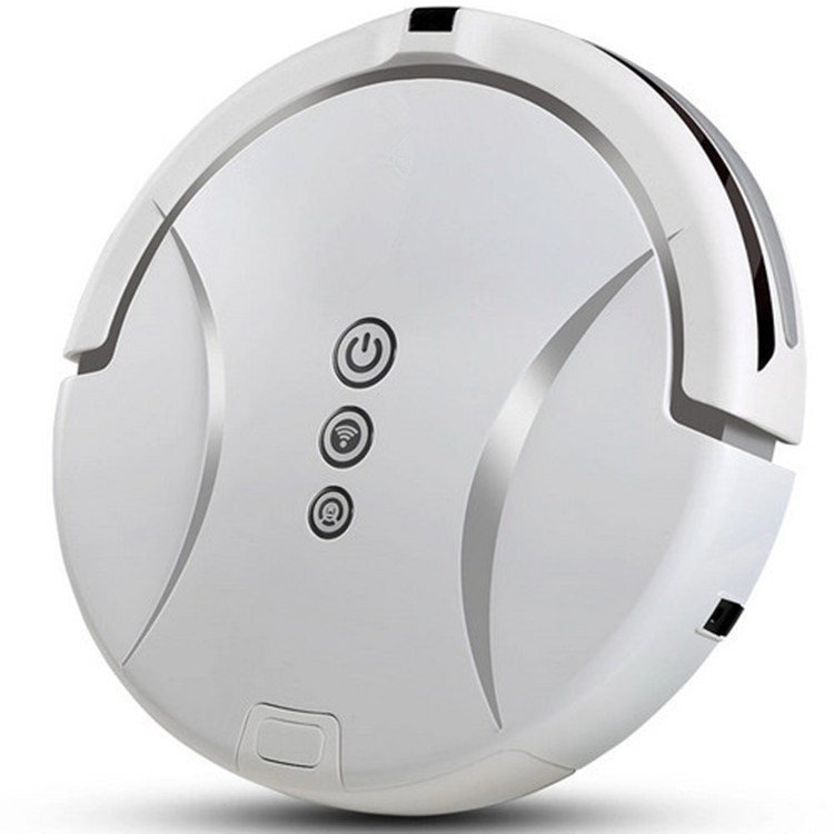 Free Shipping Remote control Multifunction intelligent suction Robot Vacuum Cleaner Self-Charge HEPA Filter Schedule sweeping