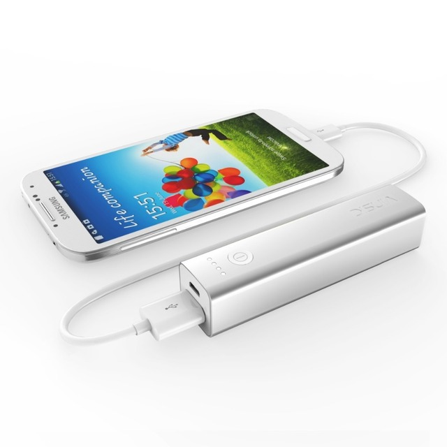 Vinsic M50000 Tulip P1 Mini Power Bank , 5V 1.5A External Mobile Battery Charger Pack for Cell Phones, Tablet PCs