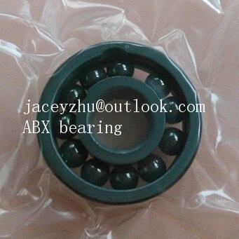6005 complet SI3N4 en céramique profonde rainure roulement à billes 25x47x12mm haute qualité pas de cage