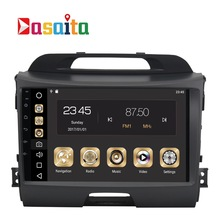 Car 2 din android 8.0 GPS for KIA Sportage r 2011 2012 2013 2015 autoradio navigation head unit multimedia 4Gb+32Gb PX5 8-Core
