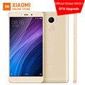 Original xiaomi redmi 4 mobile phone 2 gb ram 16 gb rom snapdragon 430 Octa Core 5 polegada 13.0mp Fingerprint ID MIUI 8.1