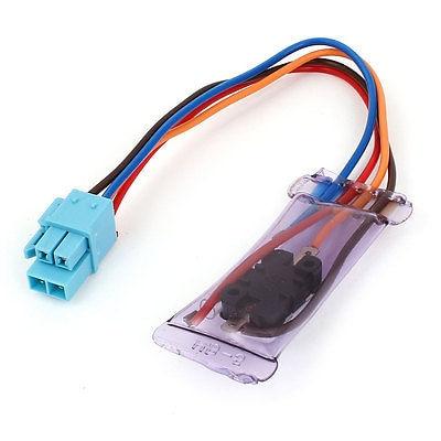 AC 250V 10A -7Celsius Bimetal Refrigerator Defrost Control Thermostat Switch ac 250v 4a 4 celsius bimetal refrigerator defrost thermostat bc6014