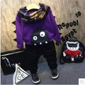 2016 new winter boy cute little dinosaur casual sweater shirt  thickened thicken