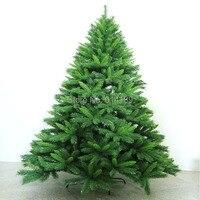 Decoração do natal-tamanho Grande Árvore de Natal 120x60 cm 350 ramos com Tripé De Ferro