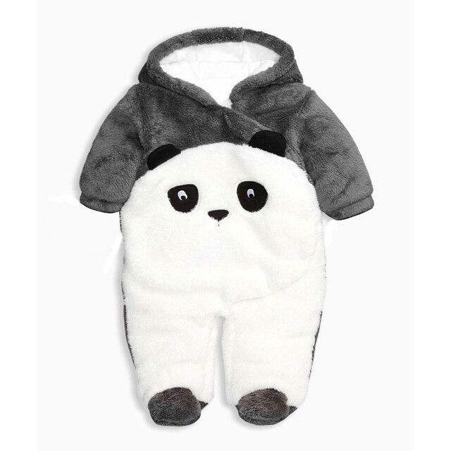 Kung Fu Panda vestiti del bambino Costume intero appena nato Animale Del  Fumetto Della Tuta di ... 266867faa2f