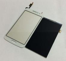 Лучшие Белый ЖК-дисплей Дисплей Панель монитор + Сенсорный экран планшета Стекло Сенсор для Samsung Galaxy Grand 2 Duos G7102 G7105 G7106 G7108