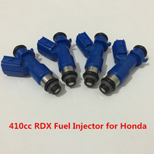 GENUINE 410cc RDX Fuel Injector 16450RWCA01 16450-RWC-A01 for Acura Honda Civic RDX Integra RSX K20 K24 B16 B18