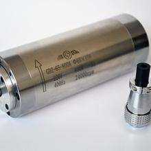 Water Cooling Spindle GDZ-65-800A 0.8Kw CNC 800W Spindle Motor Dia.65mm ER11 220V 5A