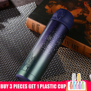 YiHAO Stainless Steel Vacuum Flasks Cup Mug Thermo Bottle