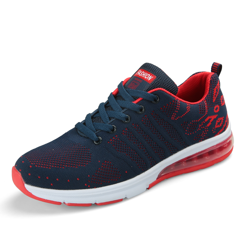 Running Shoes For Men Trend Run Athletic Trainers Zapatillas Sports Men Shoes Male Jogging Shoes Outdoor Walking Sneakers
