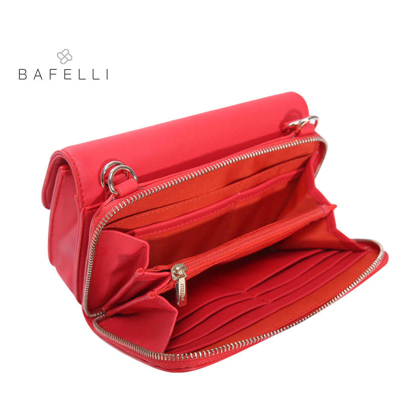BAFELLI shoulder handbags fashion luxury china mini flap crossbody bag red  black hot sale bolsa feminina women s messenger bag-in Shoulder Bags from  Luggage ... 8ec5cb5128e5c