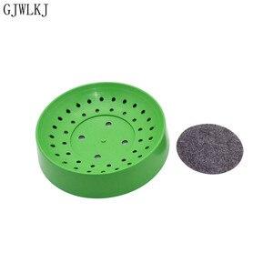 Image 3 - 비둘기 용품 플라스틱 dehumi dification 번식 조류 계란 그릇 패드 자연 섬유 잔디 그릇 공급 사육 그릇 1 pcs