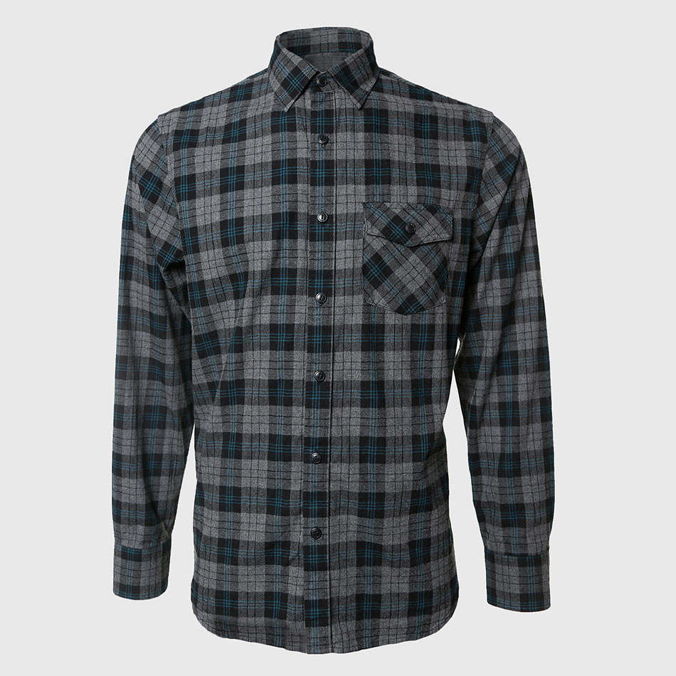 Compare Prices on Grey Plaid Shirt- Online Shopping/Buy Low Price ...
