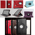 Rotating 360 Leather Case Cover with Stand Holster For Samsung Galaxy Tab 7.7 inch P6810 P6800 6 Colors High Quality Books Case
