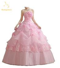 Женское бальное платье bealegantom Розовое Бальное Платье с