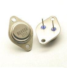 Frete grátis 20 pçs npn transistores de potência de silício bux48 bux48a 15a 450 v TO 3P