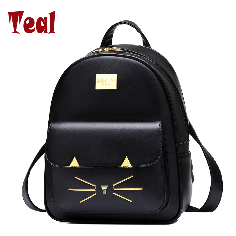 New Women School Bag for Teenage Girls Hot Sale Korean style backpack Women Backpack luxury bags designer sac a dos High Quality 2016 spring new school bags for girls designer brand women backpack korean style bookbag shoulder bag wholesale kids backpacks